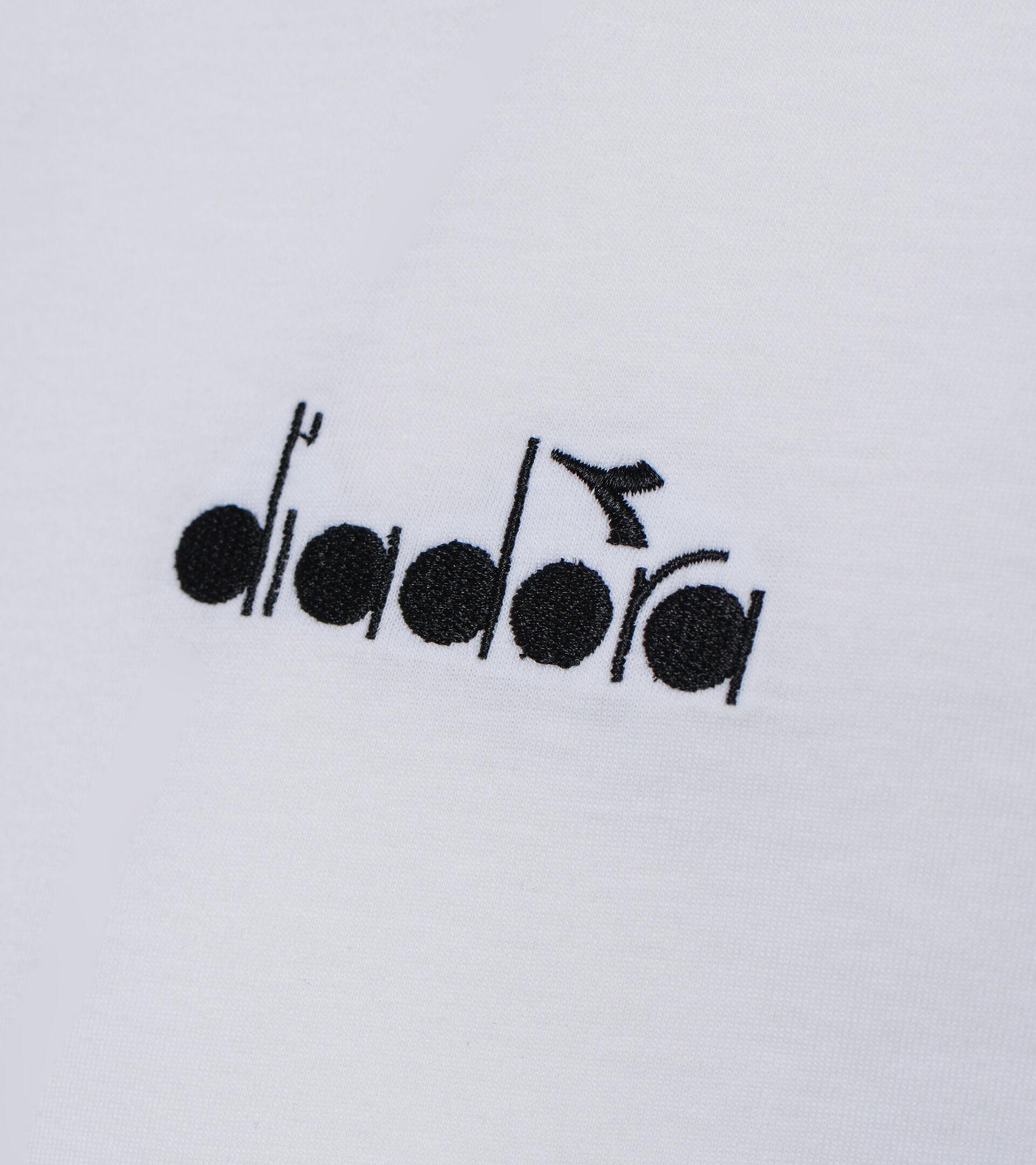 Camiseta - Hombre SS T-SHIRT CORE OC BLANCO VIVO - Diadora