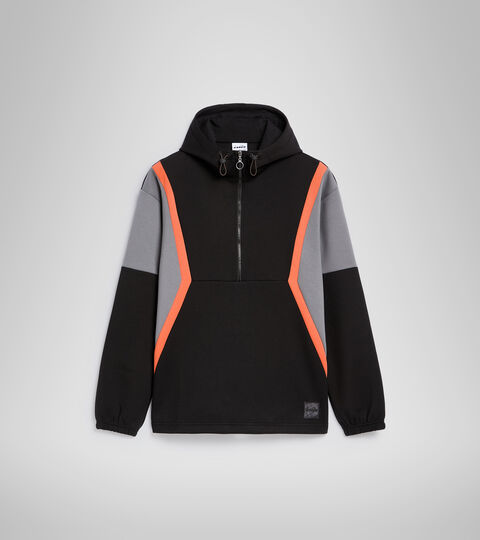 Sweat-shirt à capuche - Homme HOODIE URBANITY NOIR - Diadora