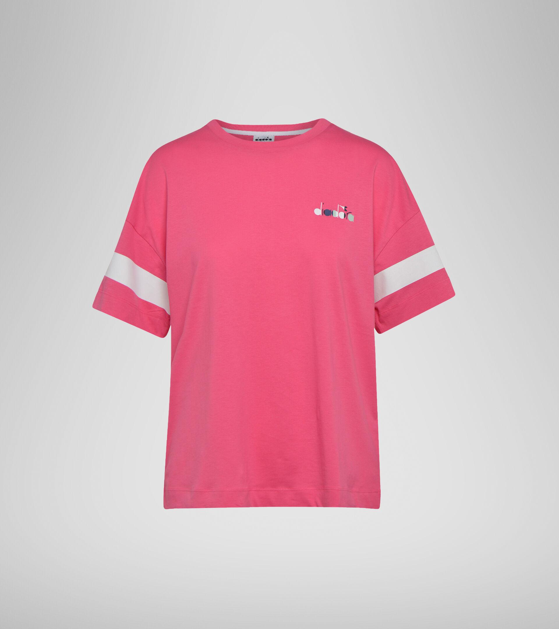 T-shirt - Women L. T-SHIRT SS SPOTLIGHT FANDANGO PINK - Diadora