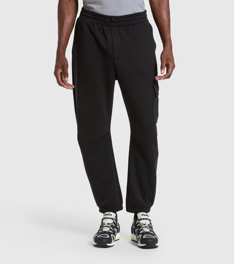 Pantalones deportivos - Hombre  PANT URBANITY NEGRO - Diadora