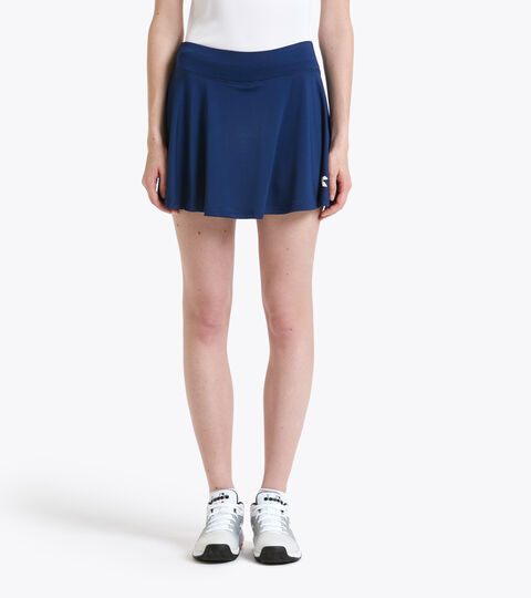 Falda de tenis - Mujer L. SKIRT COURT AZUL FINCA - Diadora