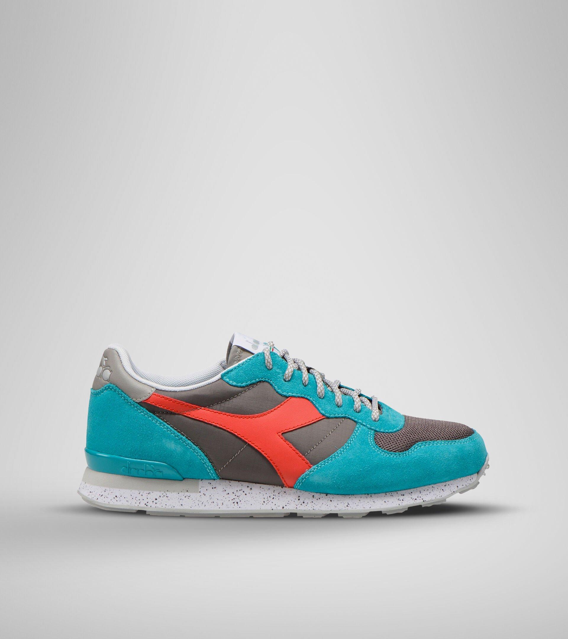 Footwear Sportswear UNISEX CAMARO OUTDOOR VIRIDIAN GRN/CAYENNE/EIFFEL TO Diadora
