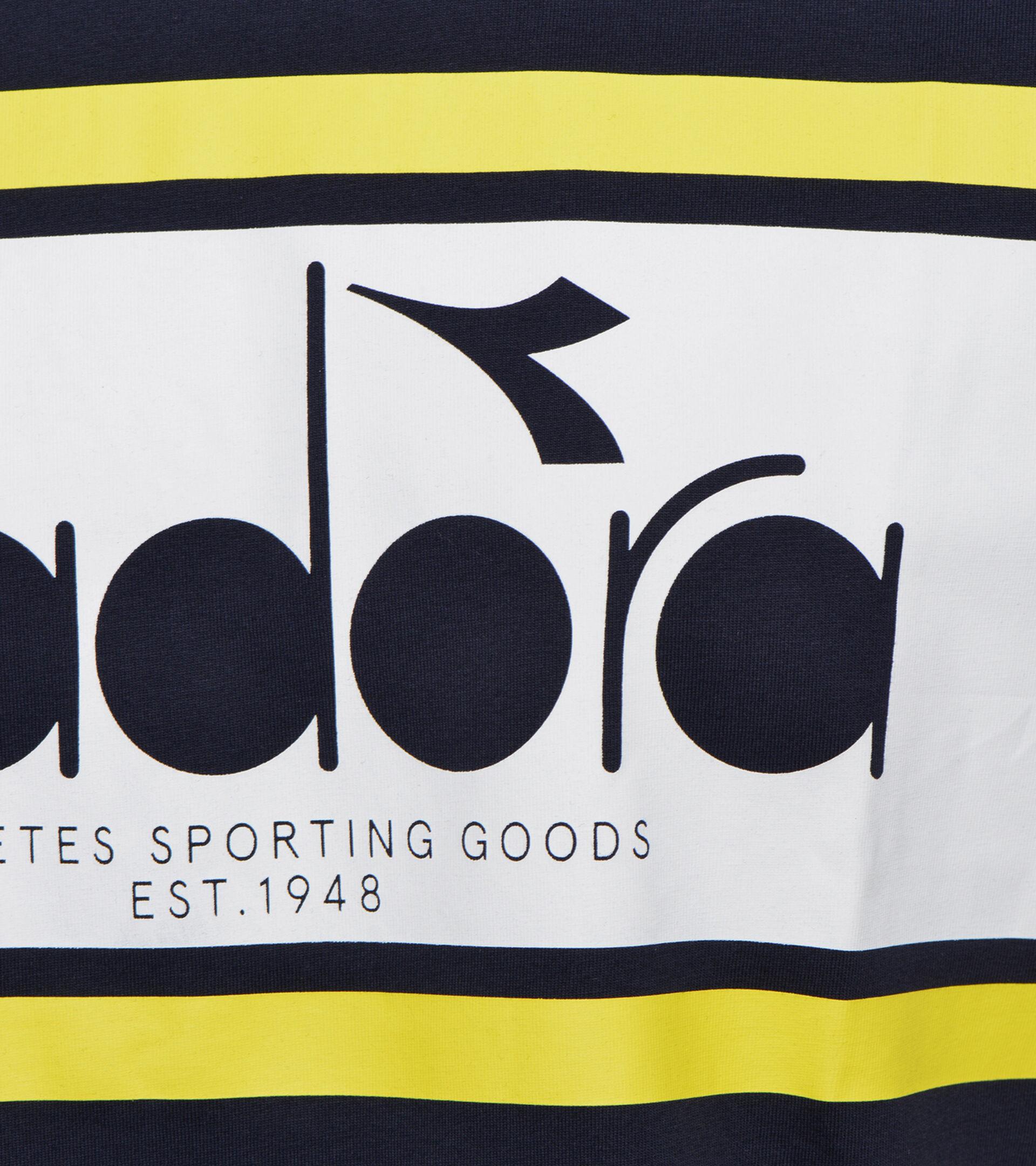 Apparel Sportswear UOMO SS T-SHIRT SPECTRA OC CLASSIC NAVY Diadora