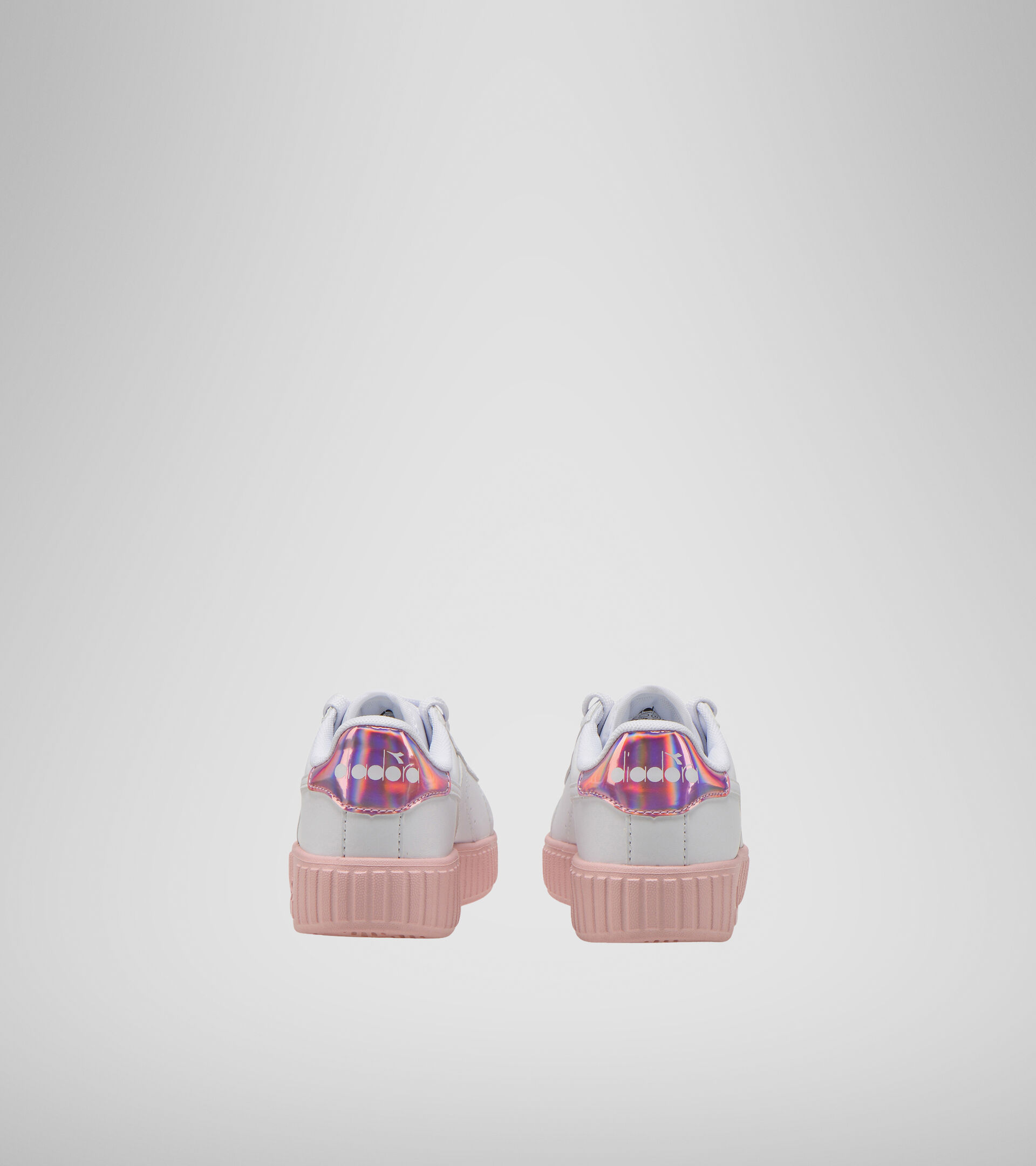 Chaussures de sport - Enfants 4-8 ans GAME STEP PS BIANCO/ROSA MANOPESCA - Diadora