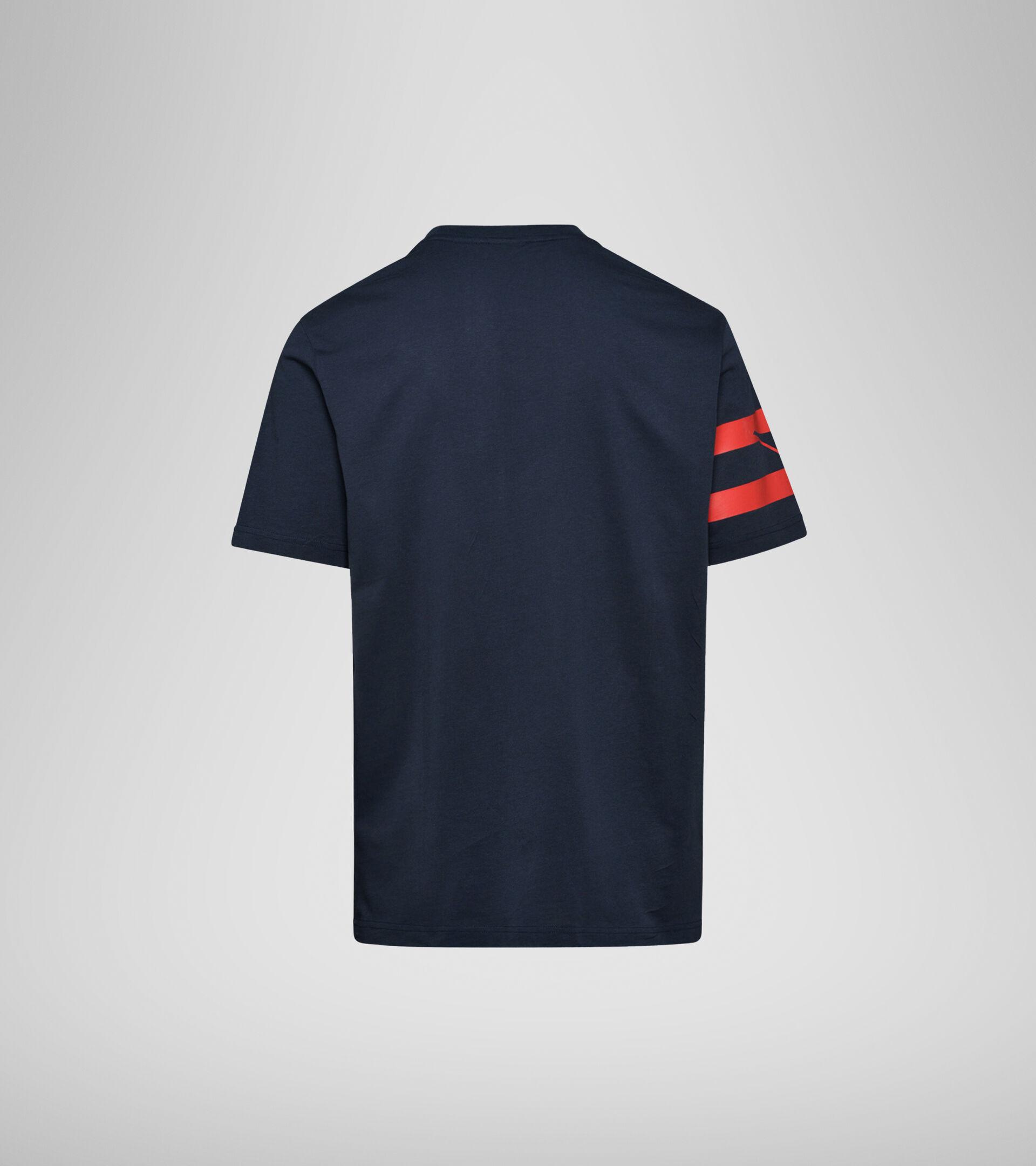 T-shirt - Men  T-SHIRT SS HOOPS BLUE DENIM - Diadora