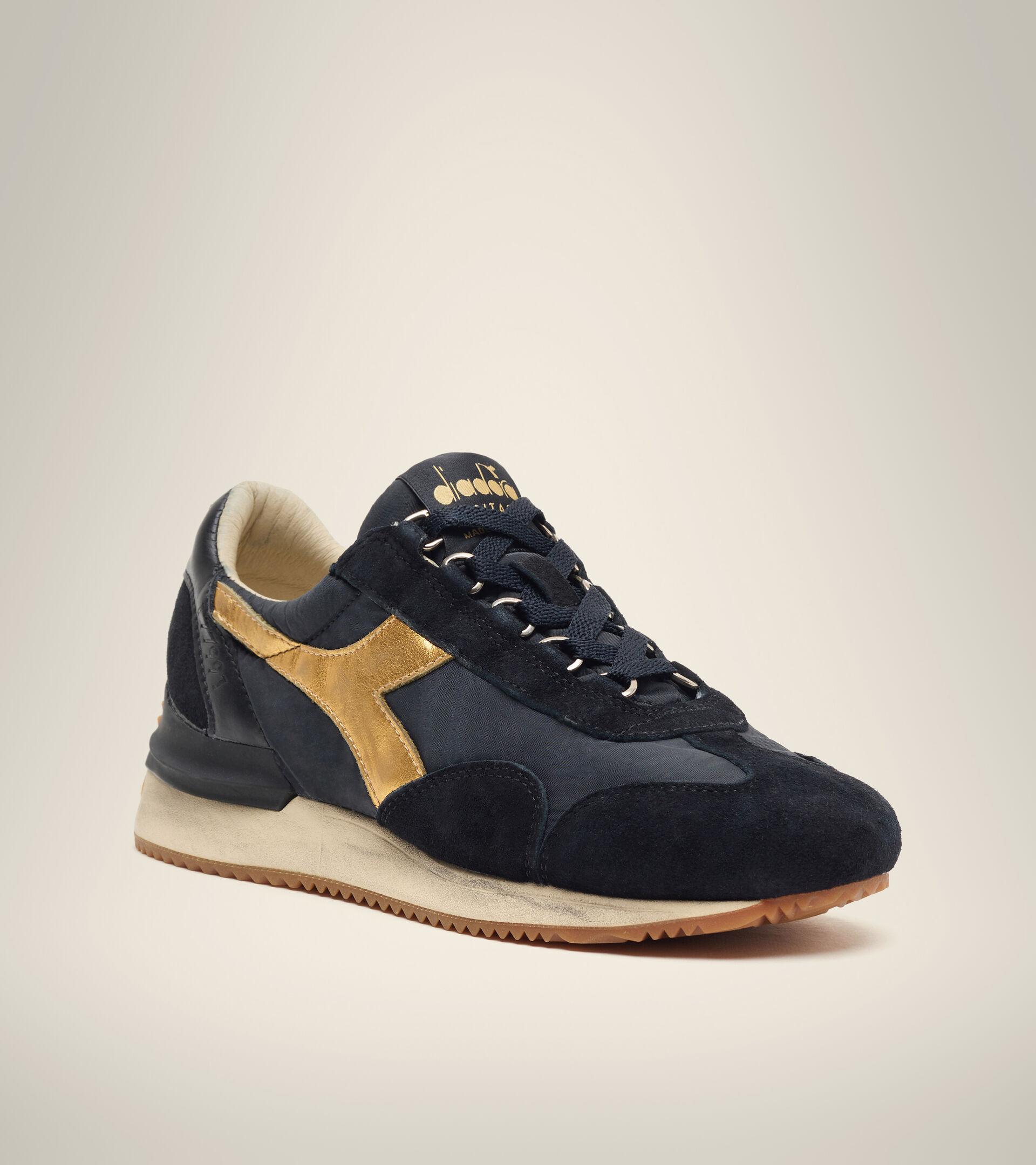Footwear Heritage DONNA EQUIPE MAD ITALIA LUNA WN BLACK Diadora