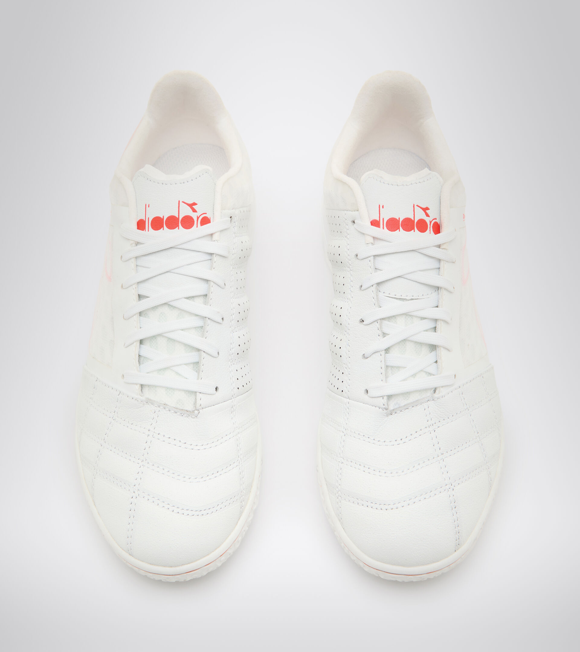 Footwear Sport UOMO BRASIL SALA ID BLANCO/ROJO FLUO Diadora