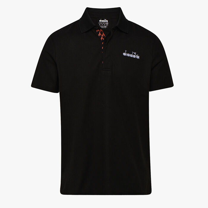 POLO STATEMENT SS, BLACK, large