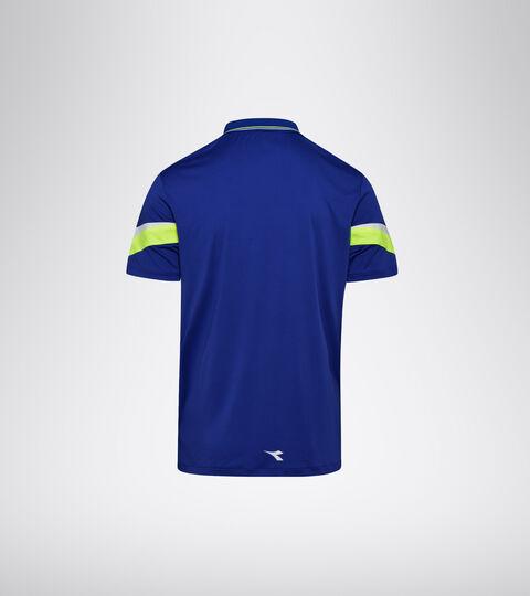 Apparel Sport UOMO POLO SS BLUE REGISTA Diadora