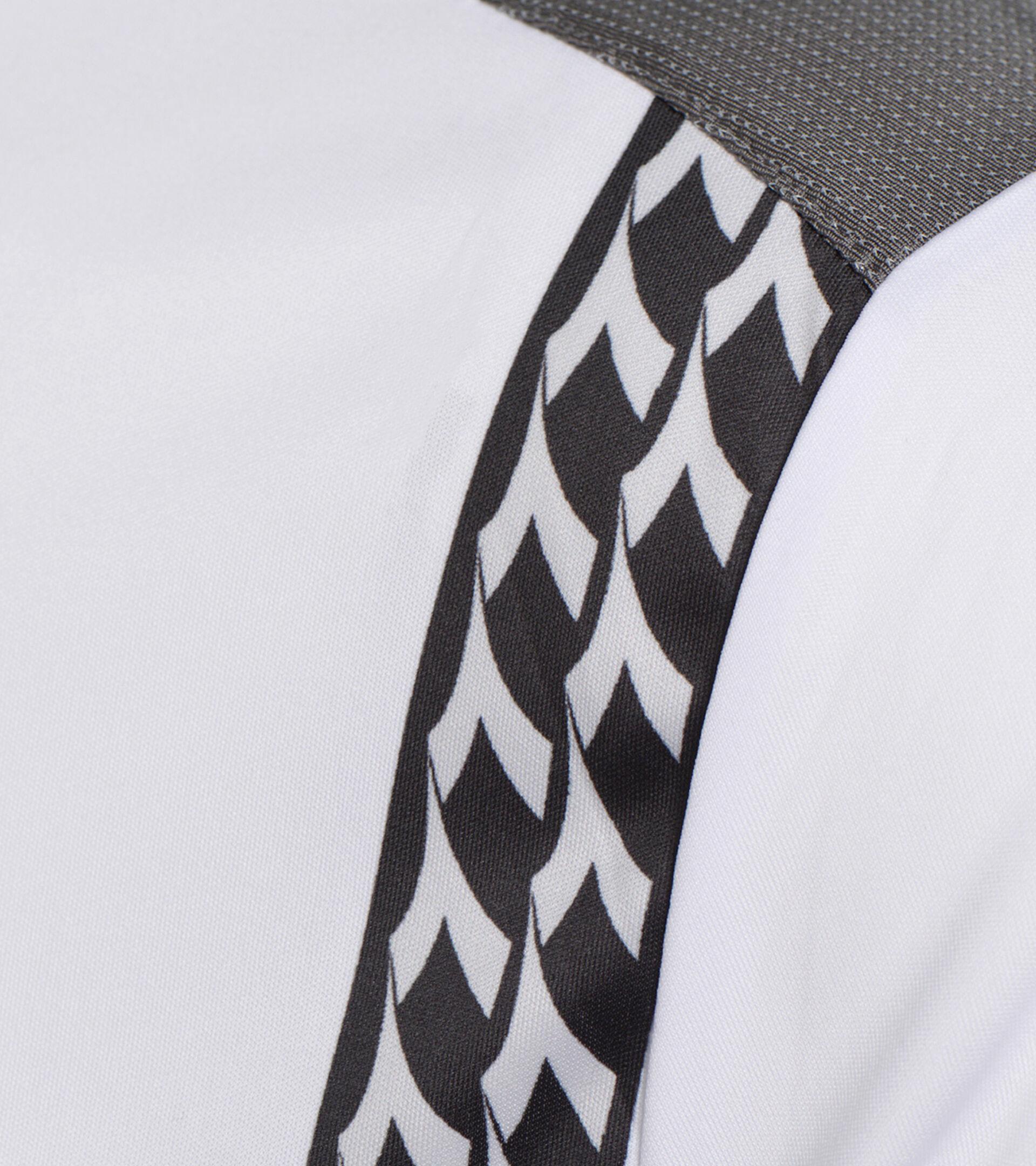 Apparel Sport UOMO SS T-SHIRT CHALLENGE OPTICAL WHITE Diadora