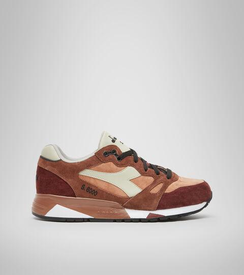 Footwear Sportswear UOMO S8000 OVERLAND MARRON ALGARROBA Diadora