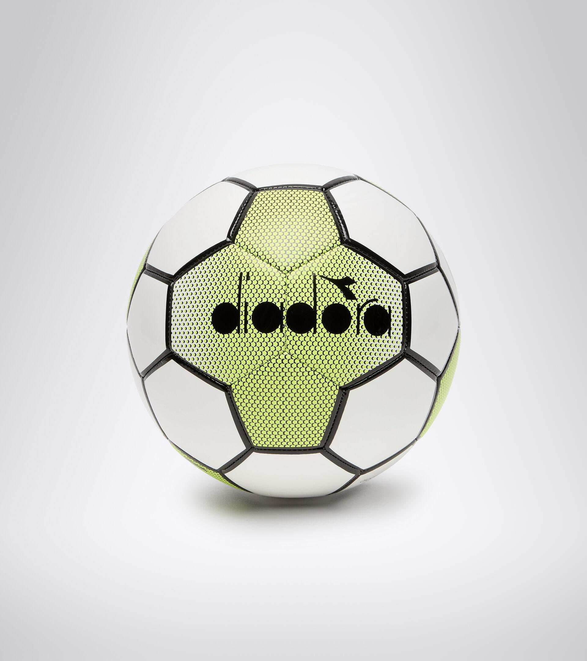 Accessories Sport UNISEX BOMBER 5 BIANCO/GIALLO FLUO DIADORA /NE Diadora