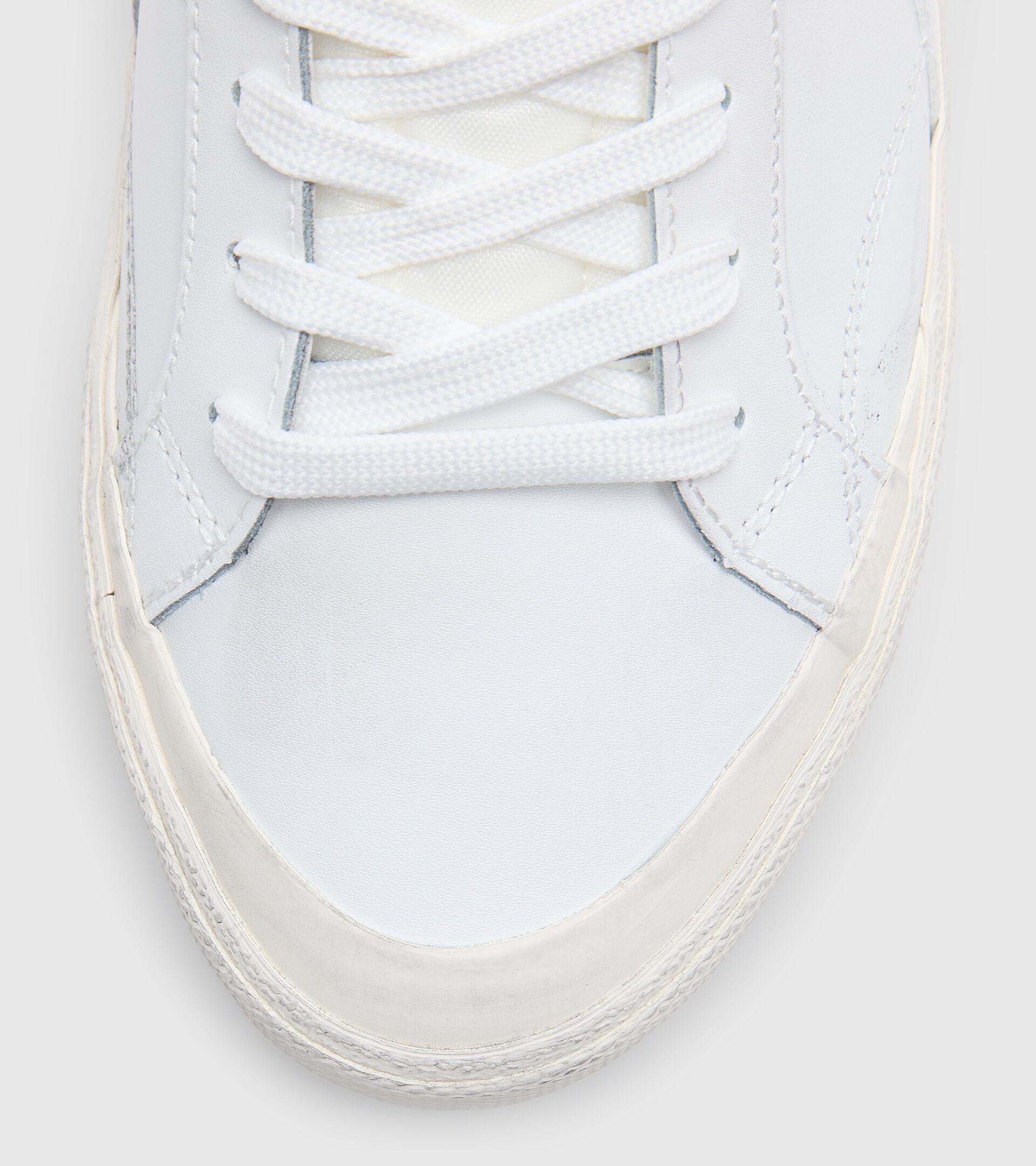 Sports shoe - Unisex MELODY LEATHER DIRTY WHITE/PEAS CREAM - Diadora