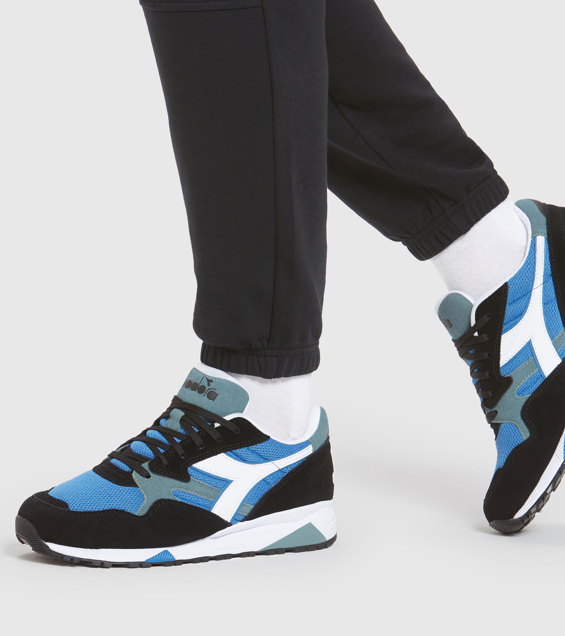 Sneaker - Unisex N902 S VALLARTA BLAU/SCHWARZ - Diadora