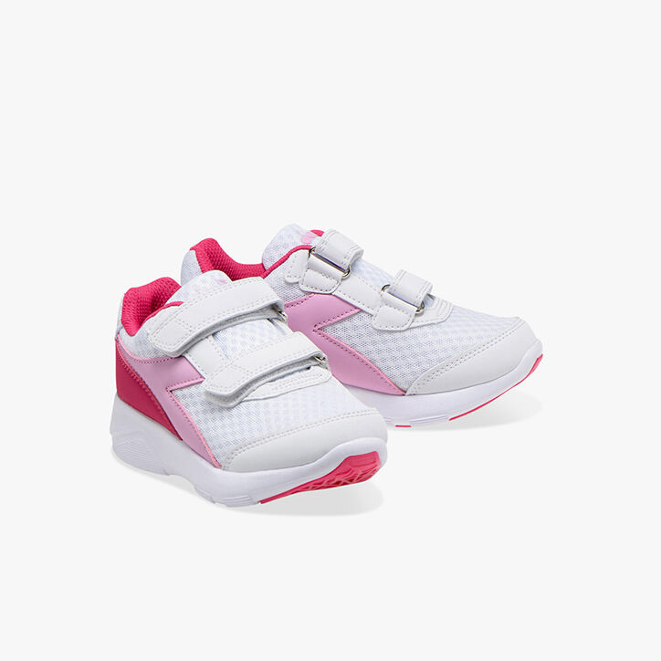 EAGLE 3 JR V, WHITE/BEETROOT PINK, large