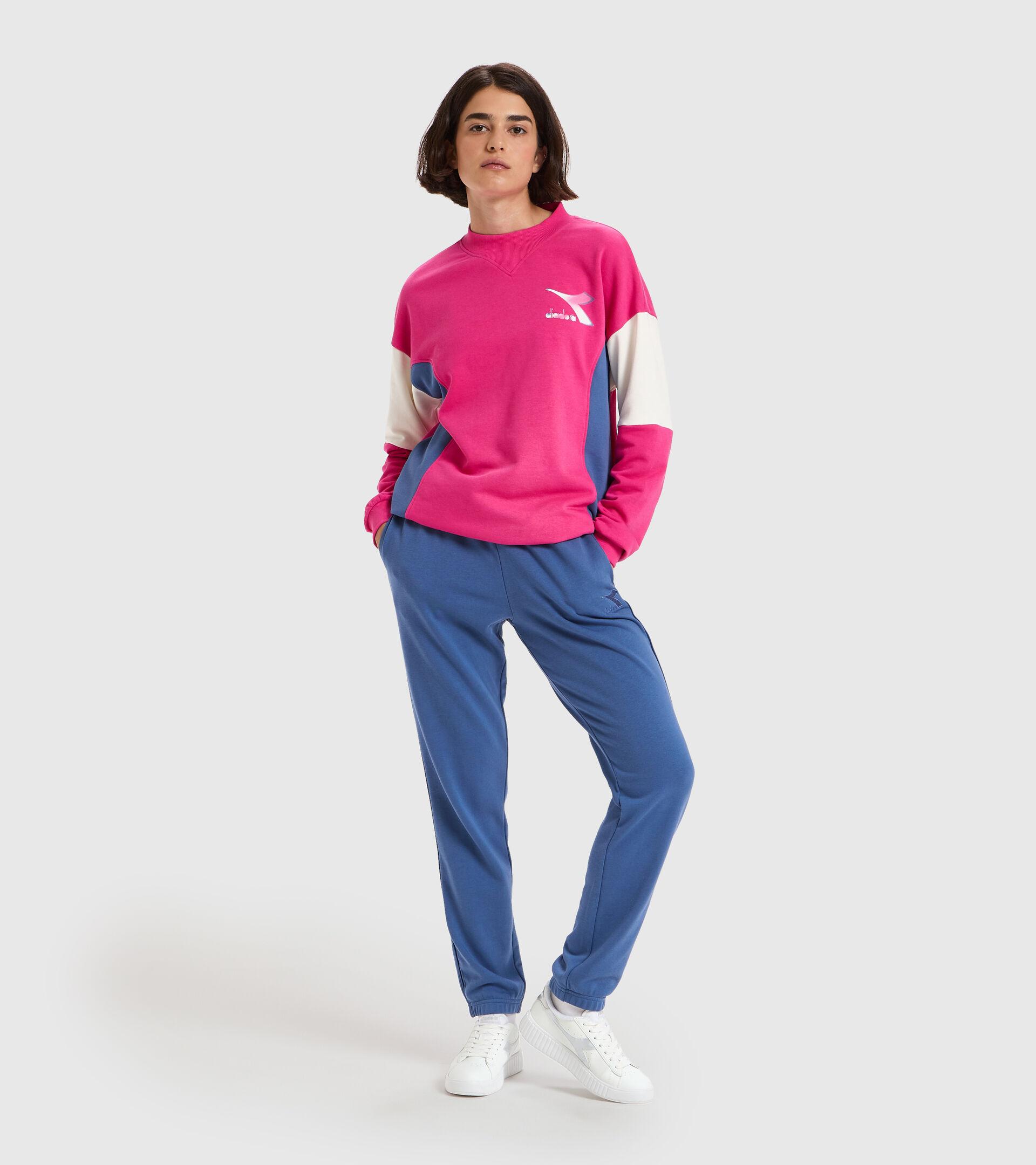 Sporthose - Damen L.PANTS CUFF CORE BIJOU BLAU - Diadora