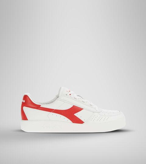 Footwear Sportswear UNISEX B. ELITE BLANCO/ROJO INTENSO Diadora