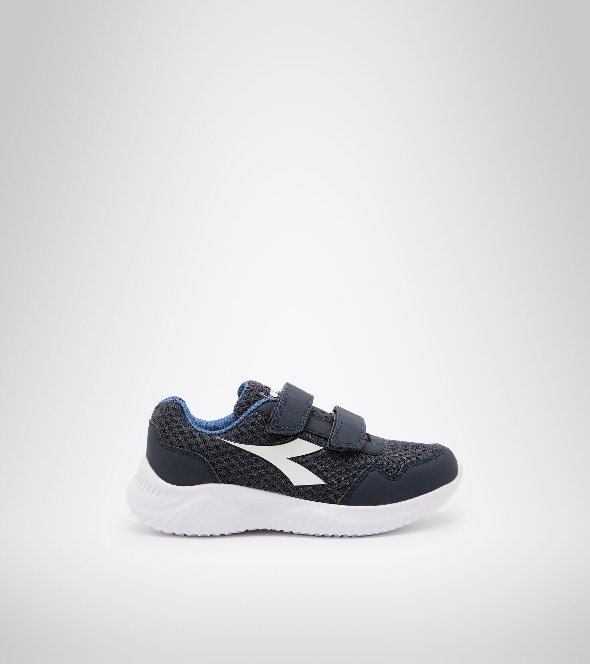 Footwear Sport BAMBINO ROBIN 2 JR V BL CORSAIR/FEDERAL BLUE/WHT Diadora