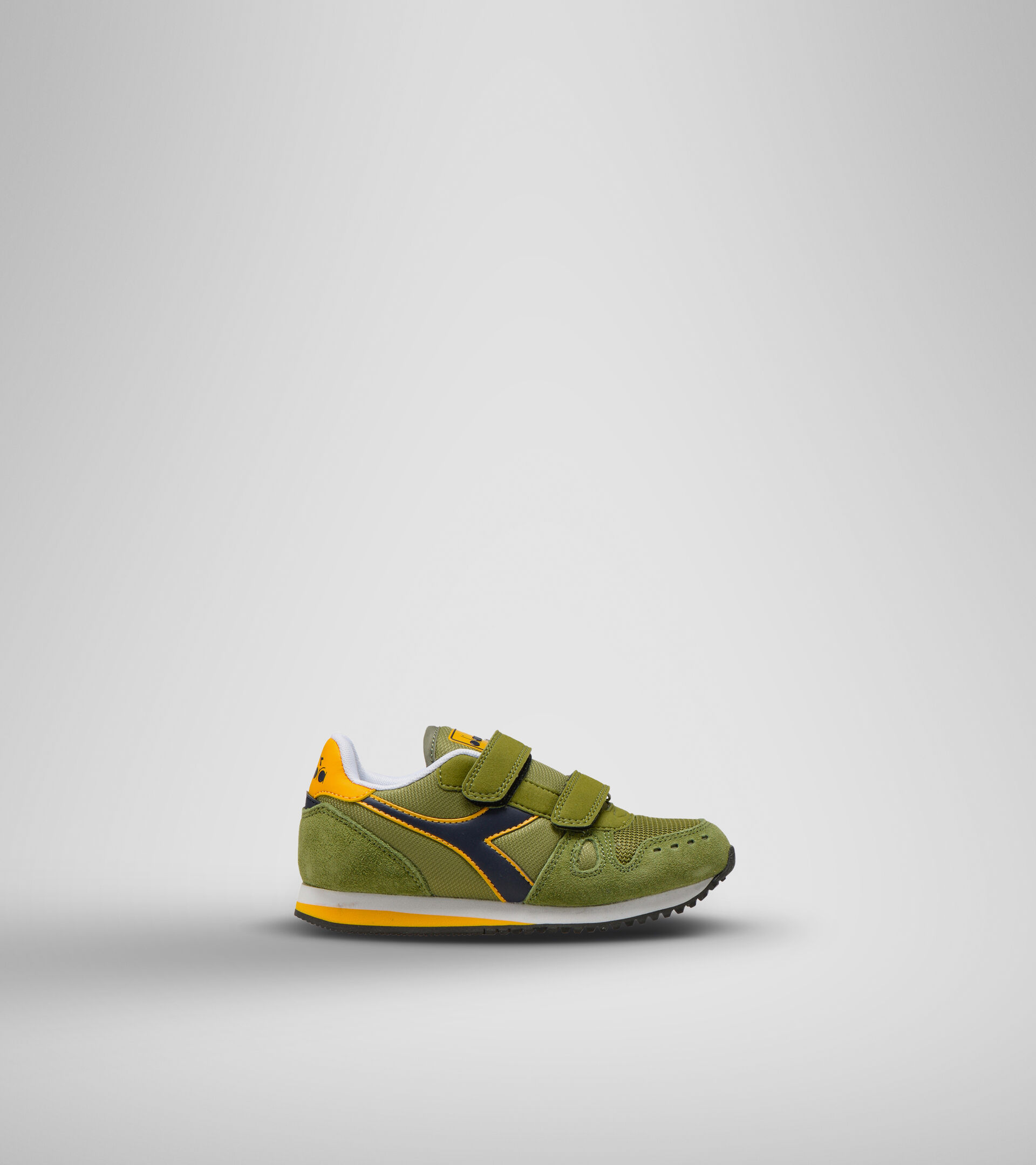 Sports shoes - Kids 4-8 years SIMPLE RUN PS CALLISTE GREEN - Diadora