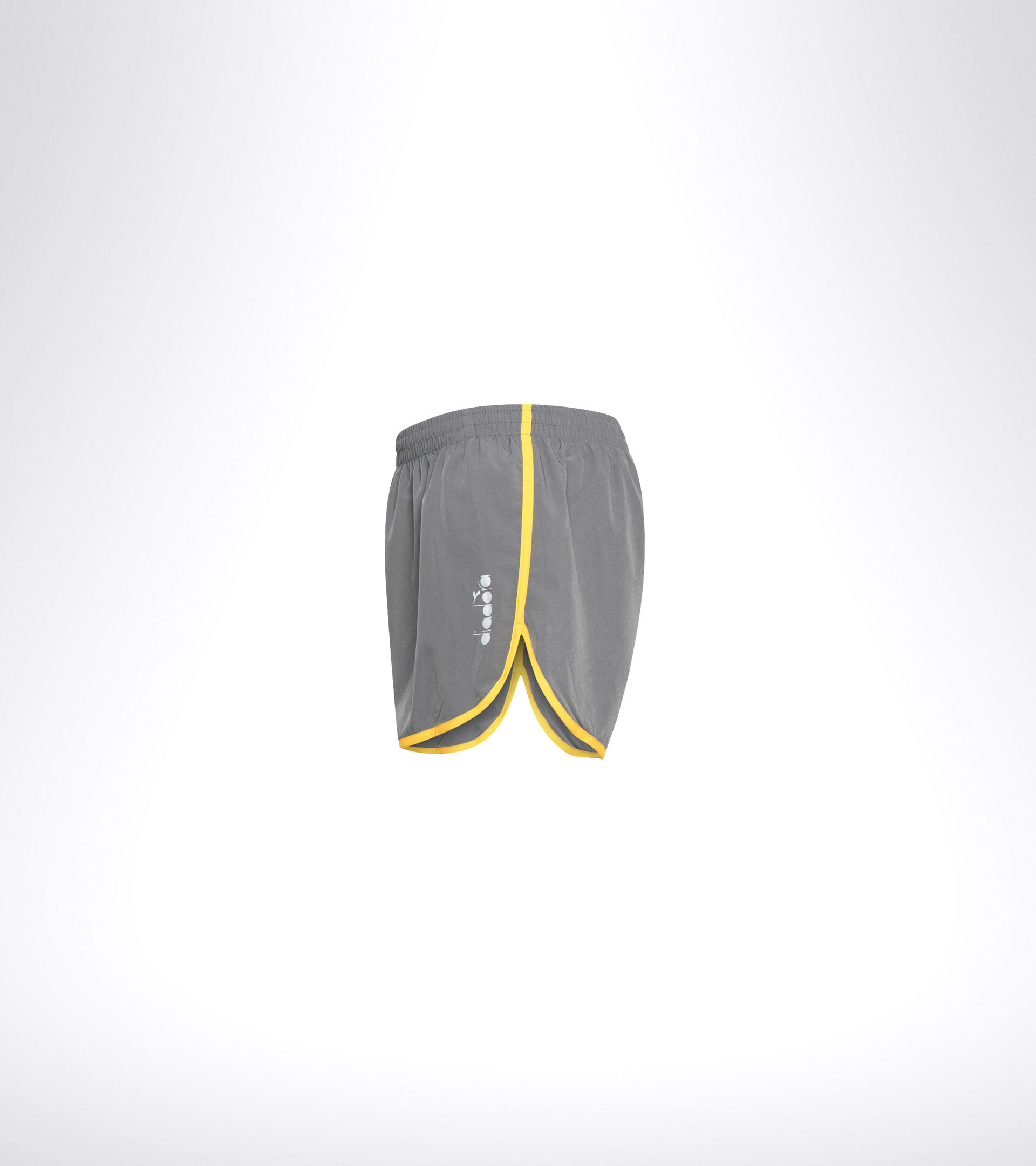 Apparel Sport UOMO SHORT RUN GREY QUIET SHADE Diadora