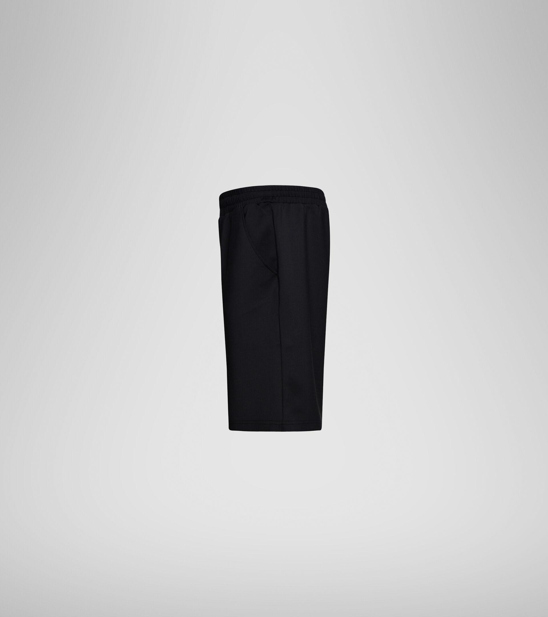 Bermuda sportswear - Hombre BERMUDA URBANITY NEGRO - Diadora