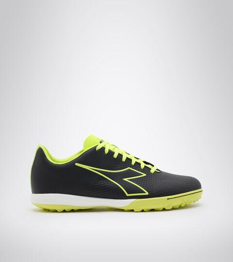 Footwear Sport UOMO PICHICHI 4 TFR BLACK/FLUO YELLOW DIADORA Diadora