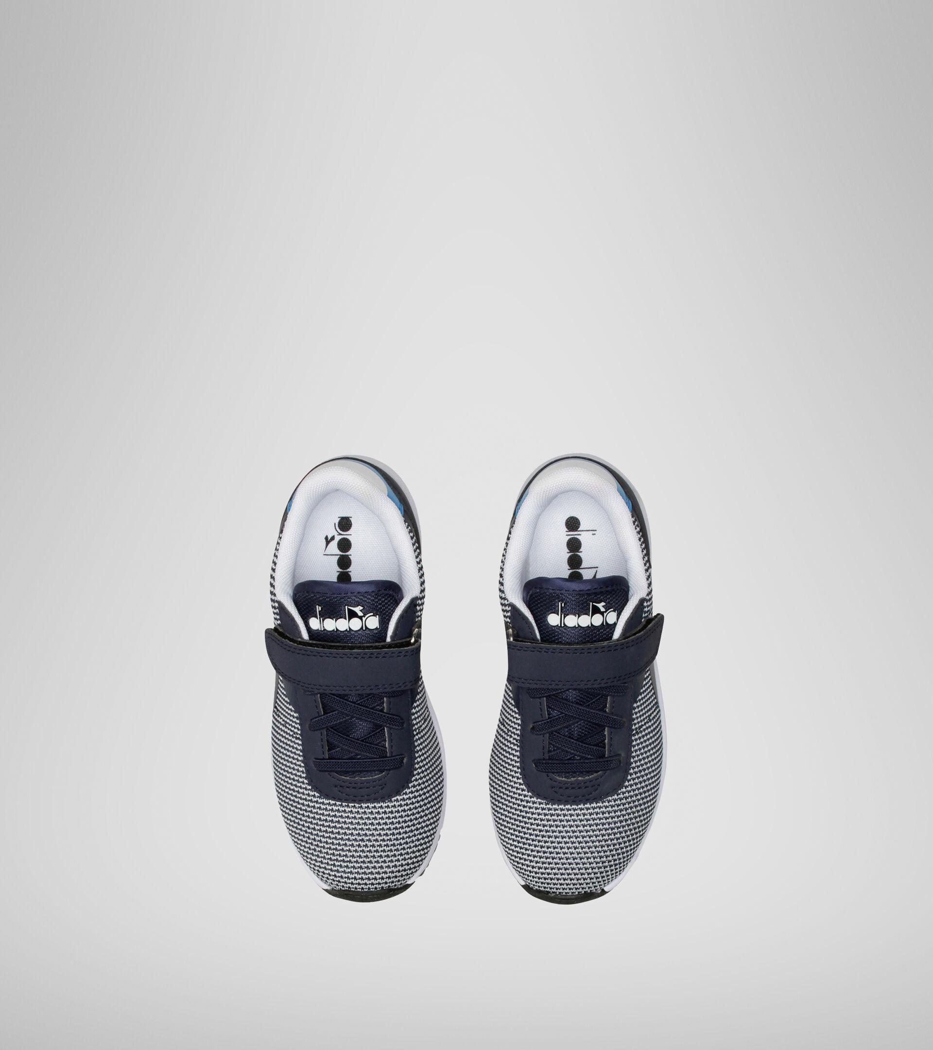 Footwear Sport BAMBINO EVO RUN PS CORSAIR/SKY-BLUE BLITHE Diadora