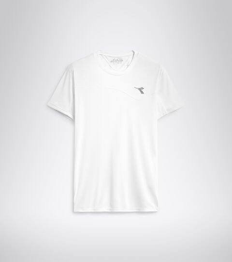 Camiseta de tenis - Hombre T-SHIRT TEAM BLANCO VIVO - Diadora