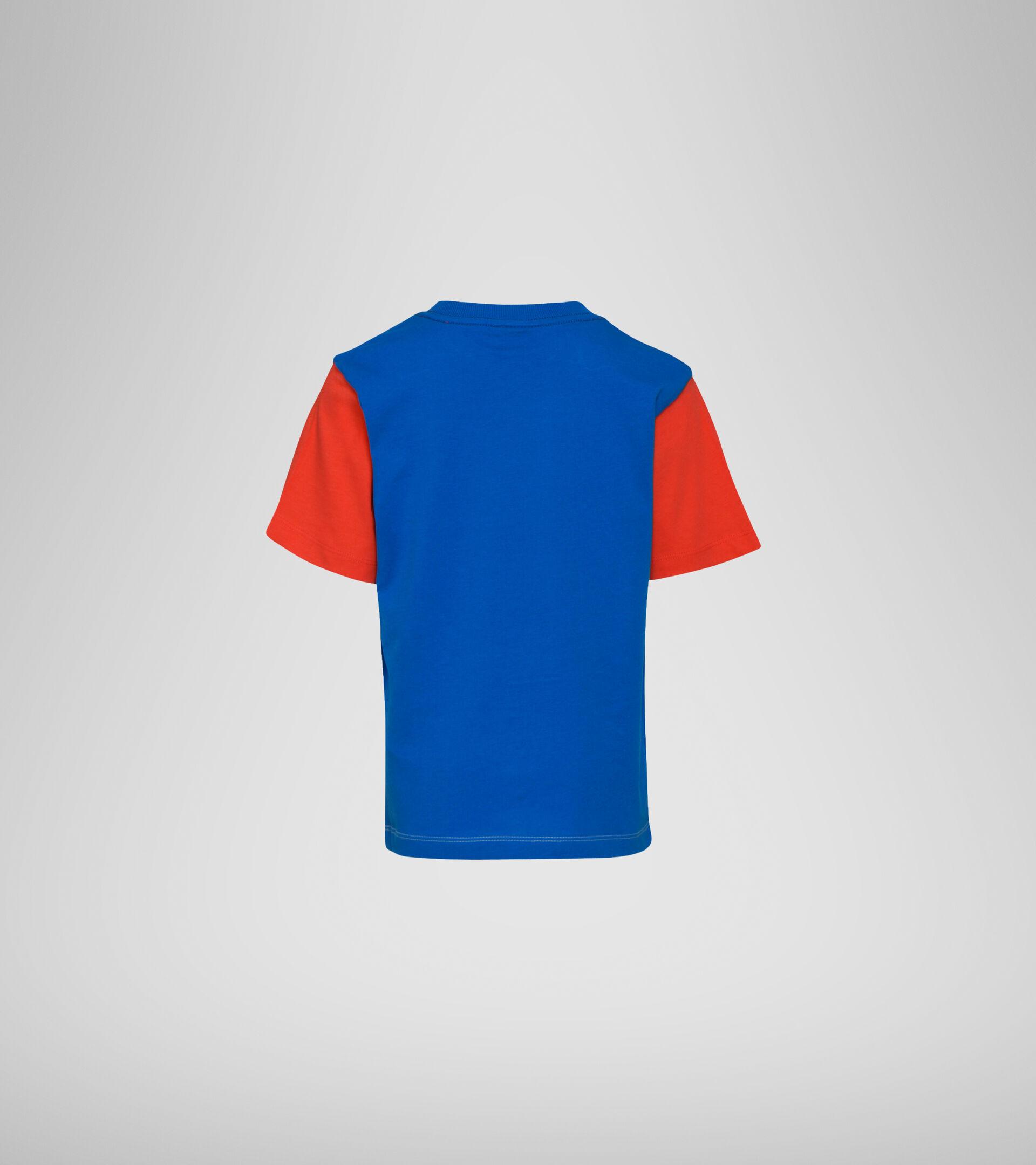 T-shirt con logo - Bambini JB. T-SHIRT SS DIADORA CLUB BIANCO OTTICO - Diadora