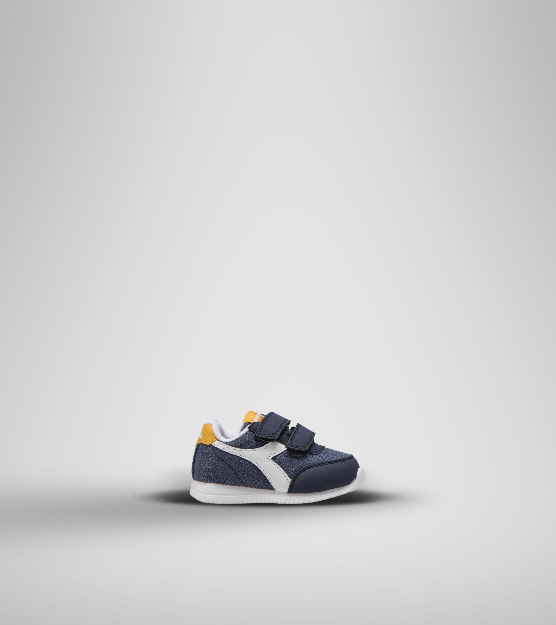 Footwear Sport BAMBINO JOG LIGHT TD BLACK IRIS/GOLDEN APRICOT Diadora