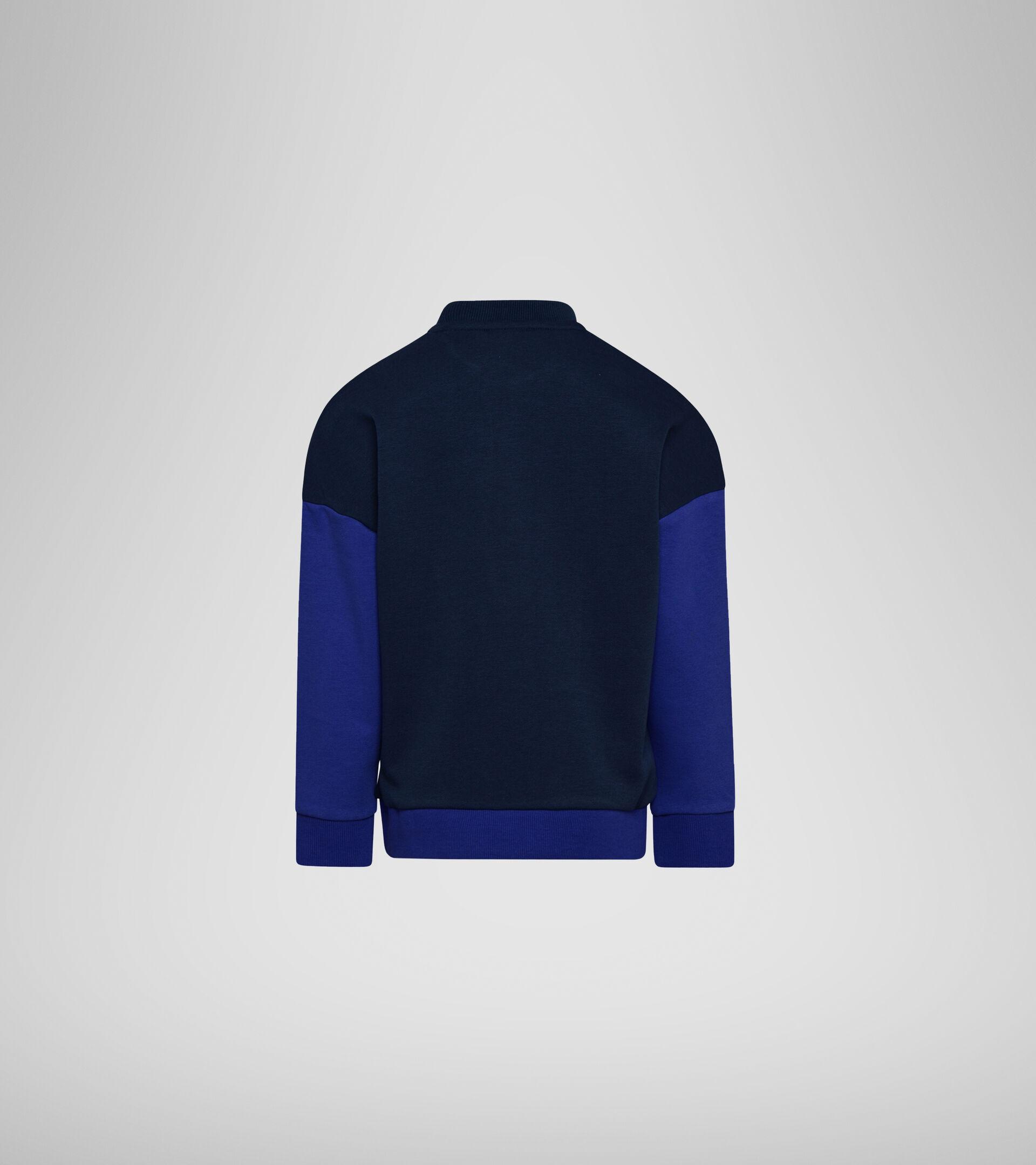 Crew-neck sweatshirt - Boys JB.SWEATSHIRT CREW DIADORA CLUB BLUE CLEMATIS - Diadora