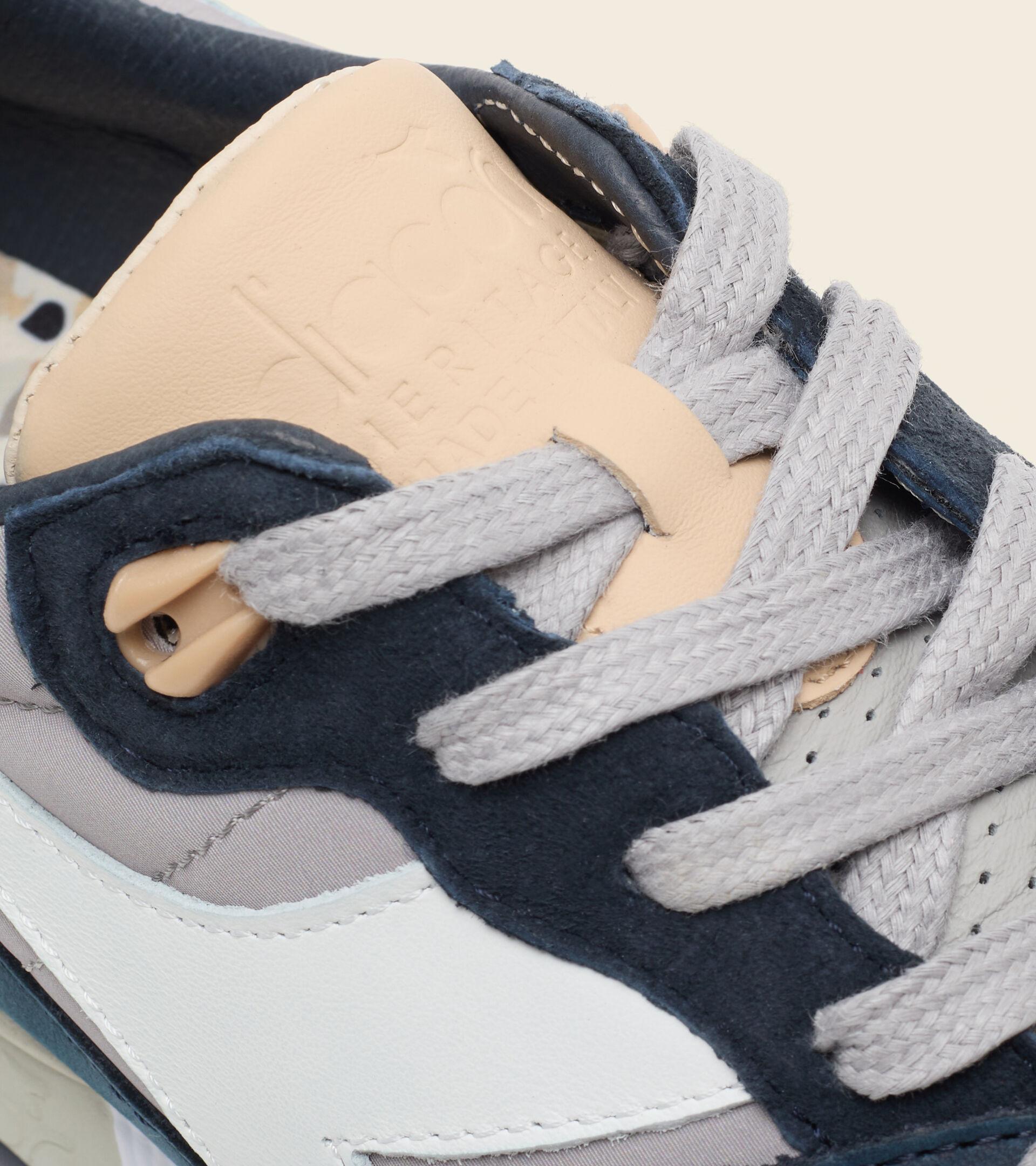 Made in Italy Heritage Shoe - Men N9000 ITALIA PALOMA GREY - Diadora