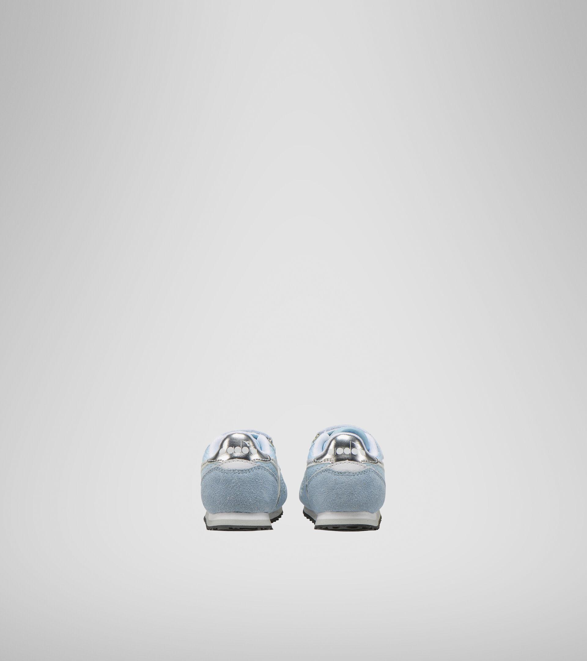 Footwear Sport BAMBINO SIMPLE RUN TD GIRL AZUL LUZ DE LA ESTRELLAS Diadora