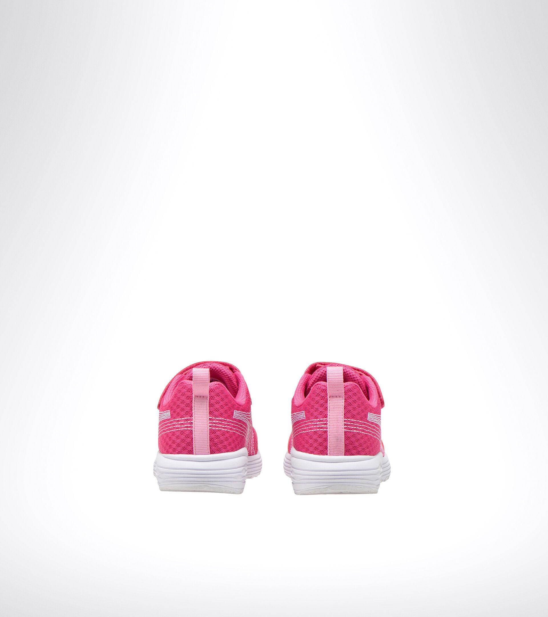 Footwear Sport BAMBINO FLAMINGO 6 JR FUCHSIA PINK/WHITE Diadora