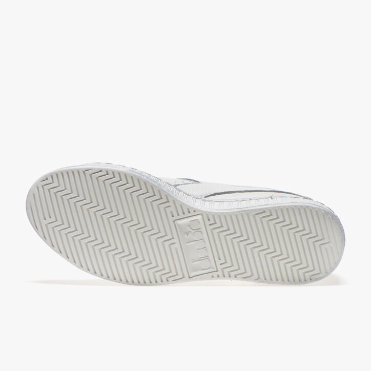 GAME L LOW WAXED, WHITE/WHITE/WHITE, large
