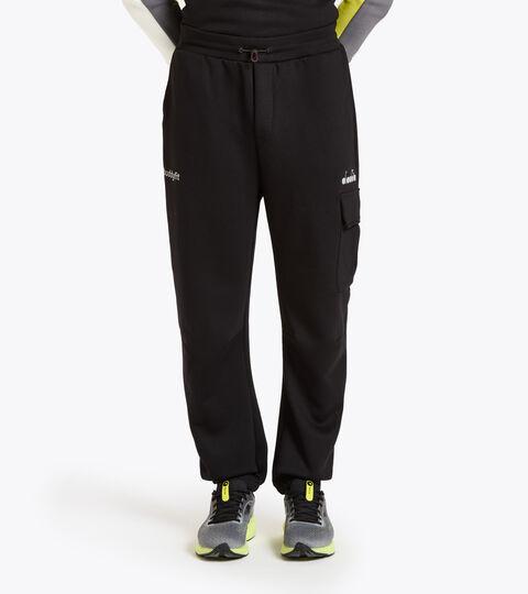 Apparel Sport UOMO PANTS BUDDYFIT BLACK Diadora