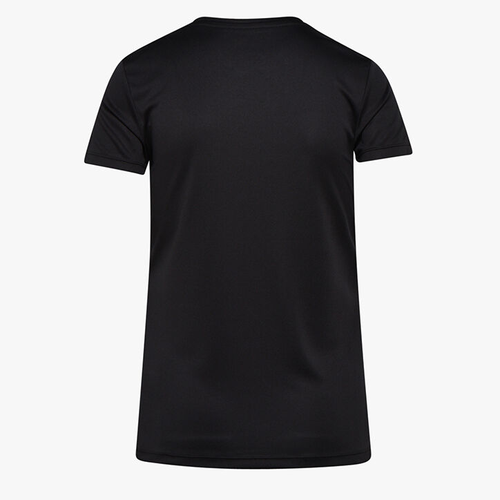 L. SS CORE TEE, BLACK, large