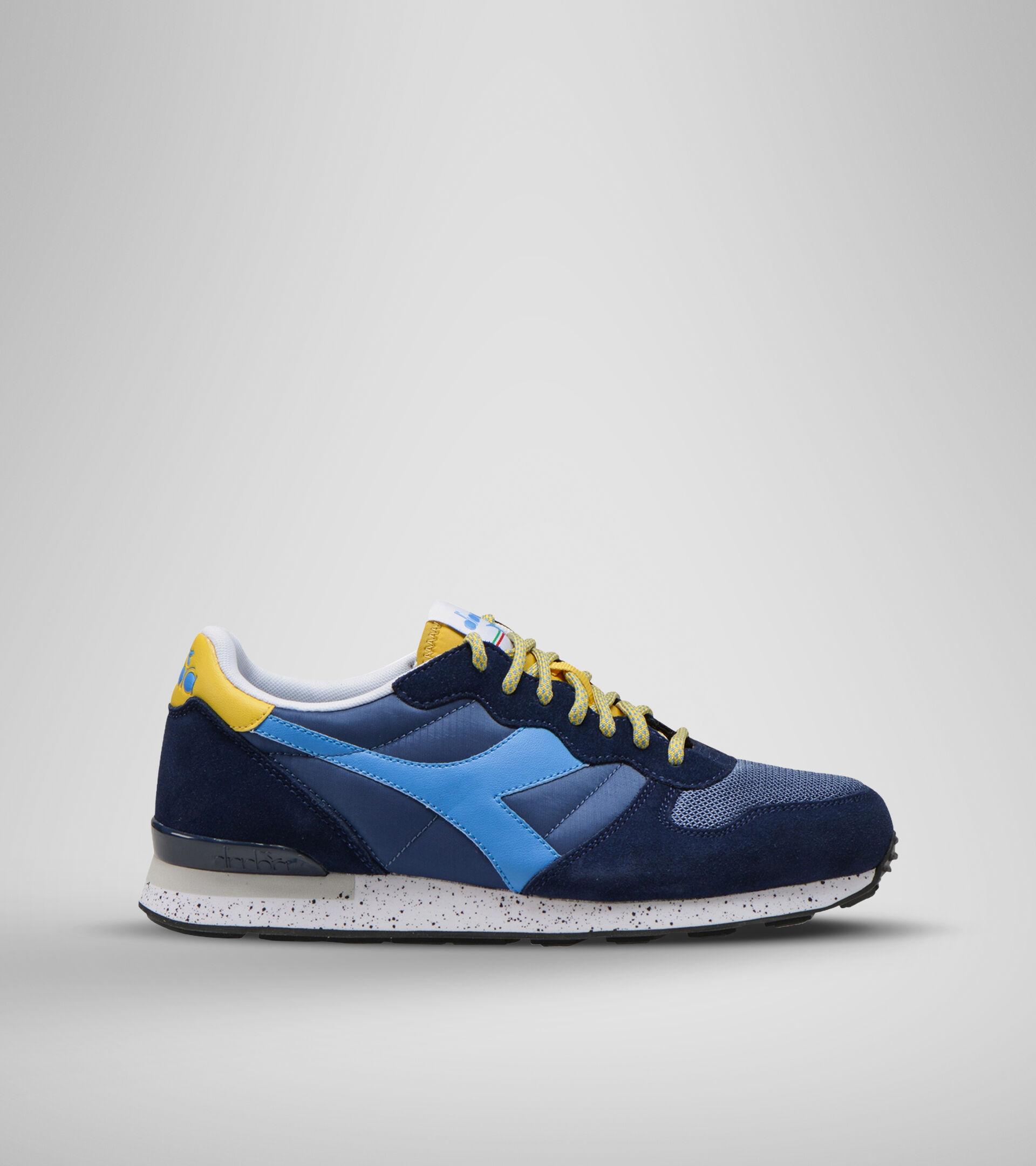 Footwear Sportswear UNISEX CAMARO OUTDOOR ENSIGN BL/AZURE BL/MISTED YLLW Diadora
