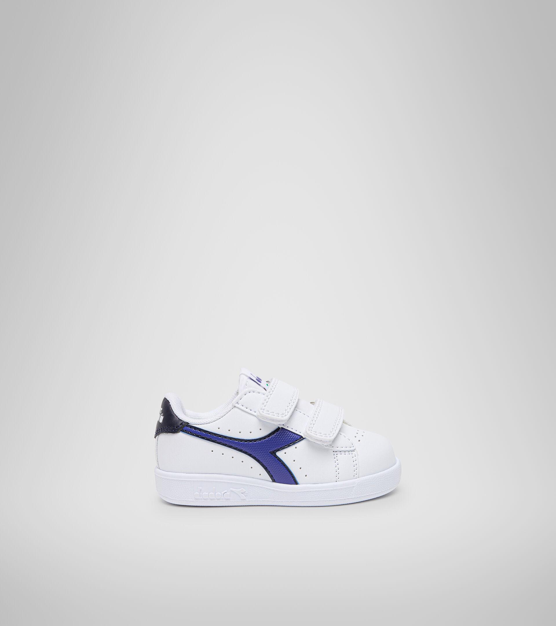 Footwear Sport BAMBINO GAME P TD BLANCO/AZUL CHAQUETON Diadora