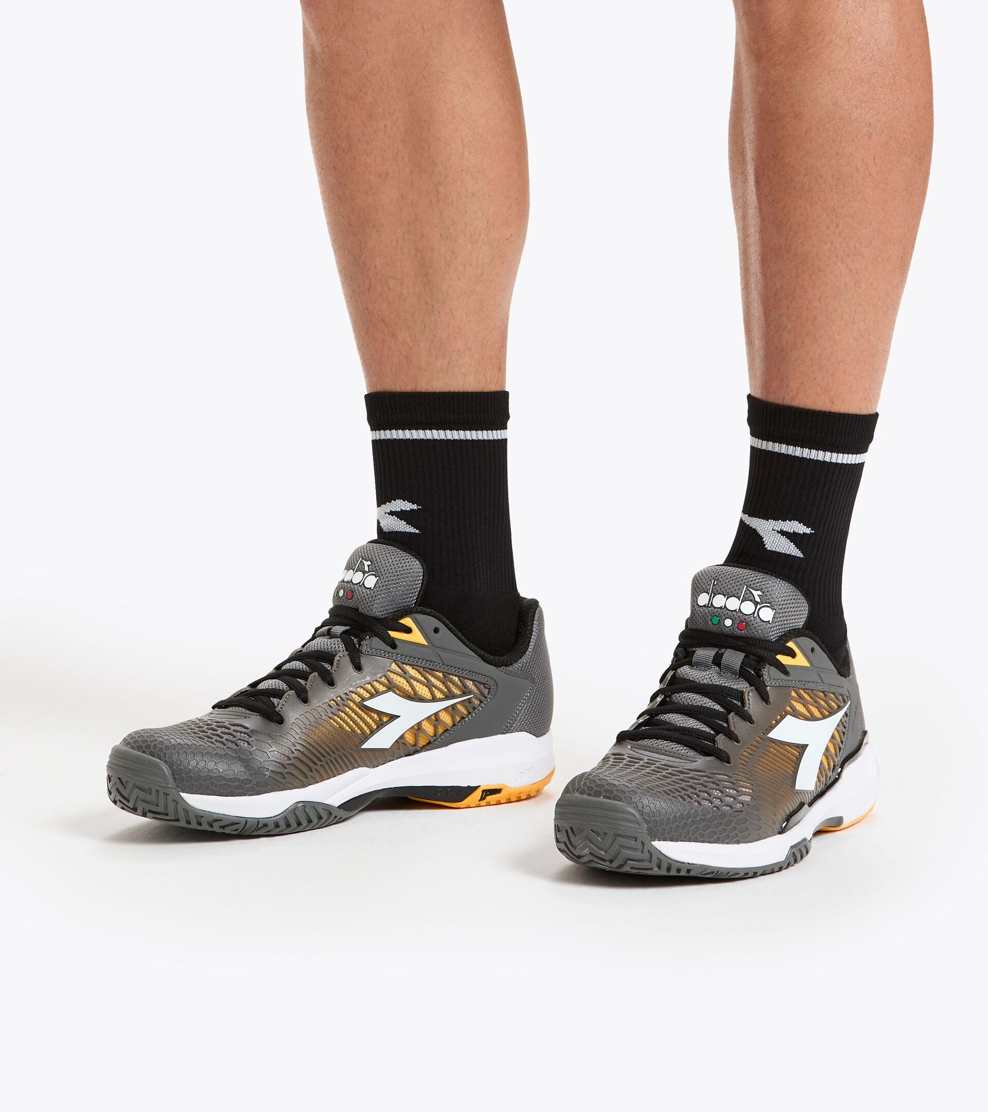 Footwear Sport UOMO SPEED COMPETITION 6 + AG QUIET SHADE/WHITE/SAFFRON Diadora