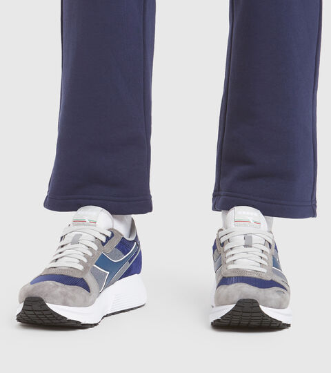 Sports shoes - Men  TITAN TRX NUBUCK ICE GRAY - Diadora