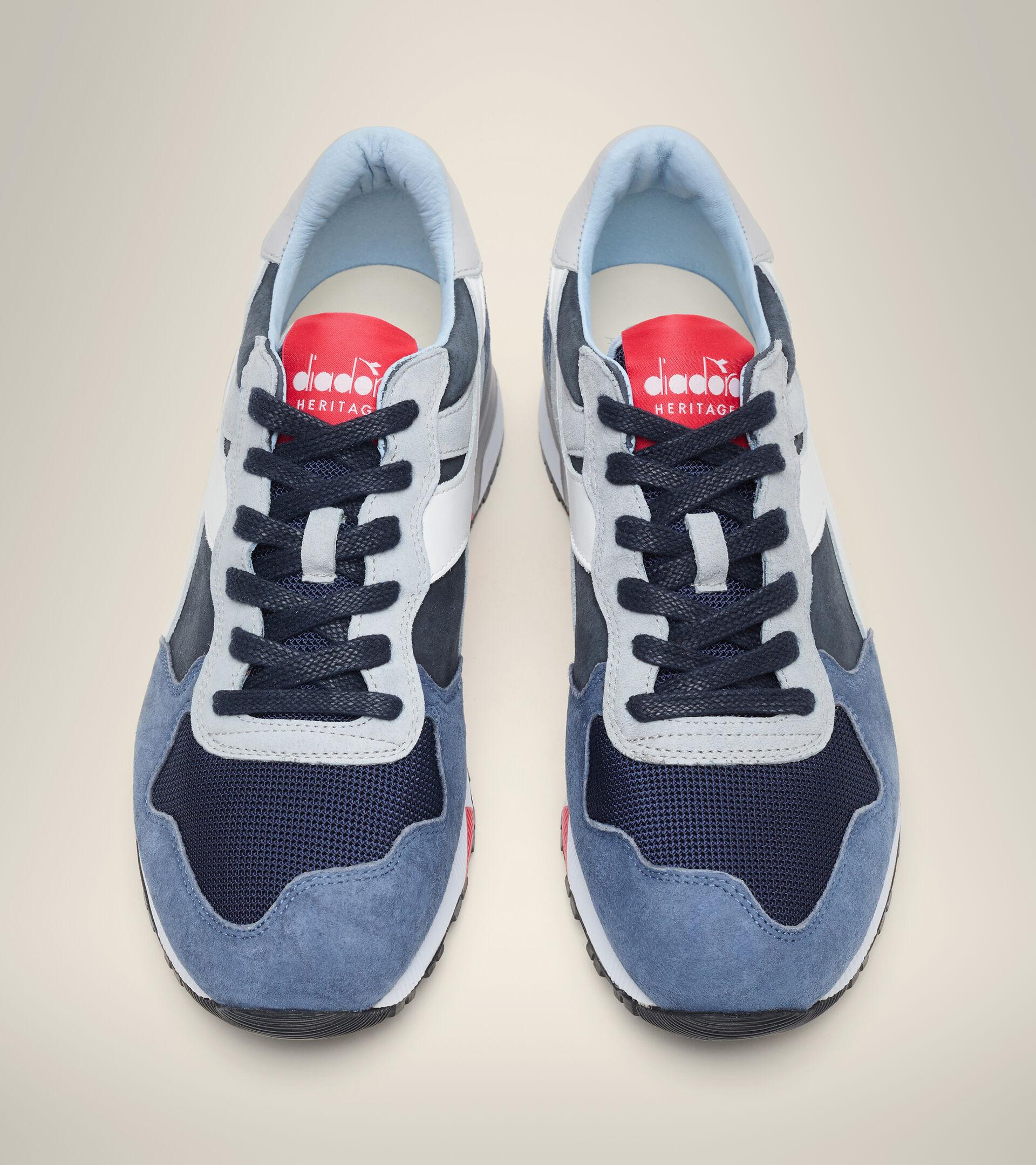 Footwear Heritage UOMO TRIDENT 90 SUEDE SW AZUL NOCHE Diadora