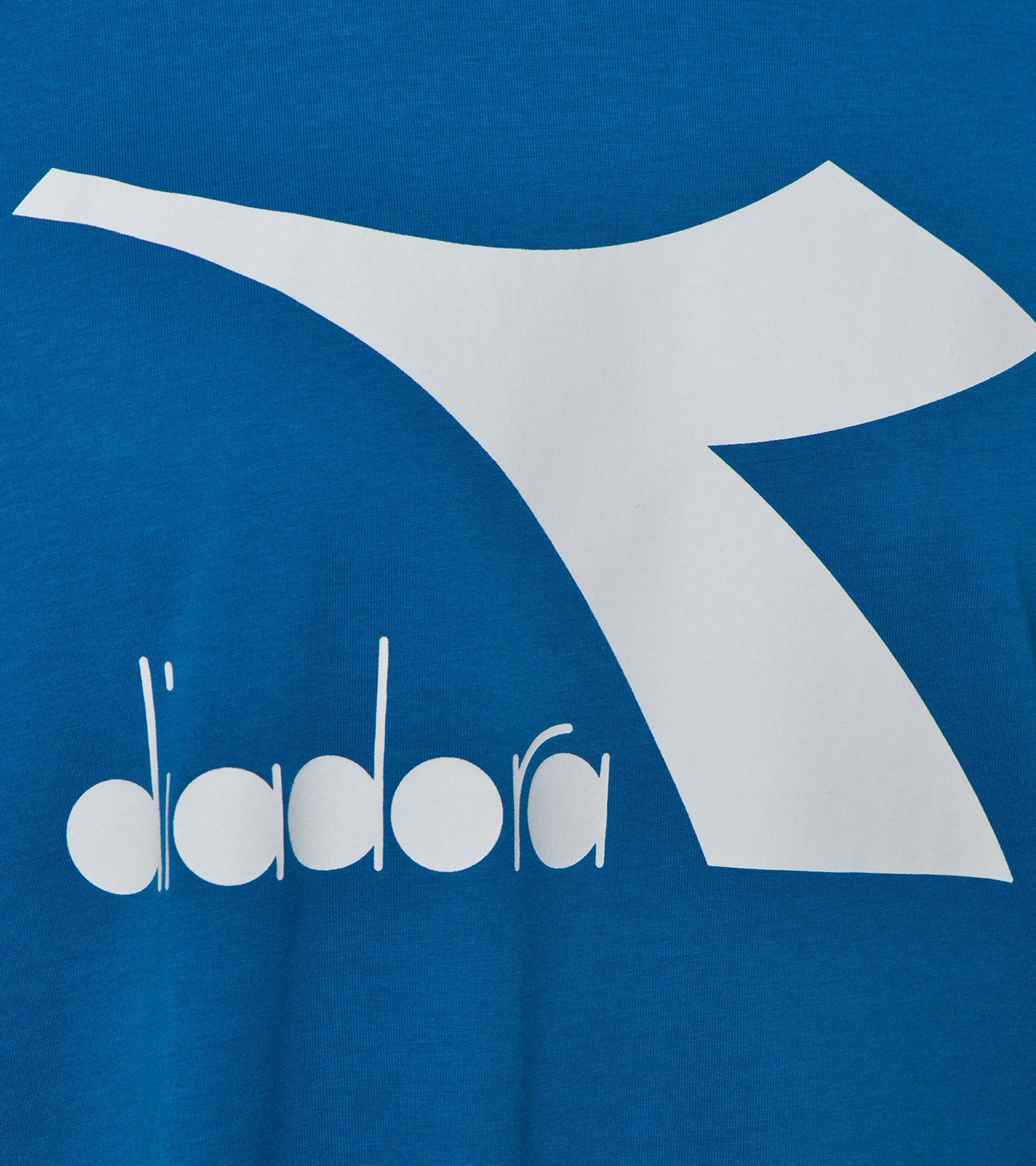 Apparel Sport UOMO T-SHIRT SS BIG LOGO MYKONOS BLUE Diadora