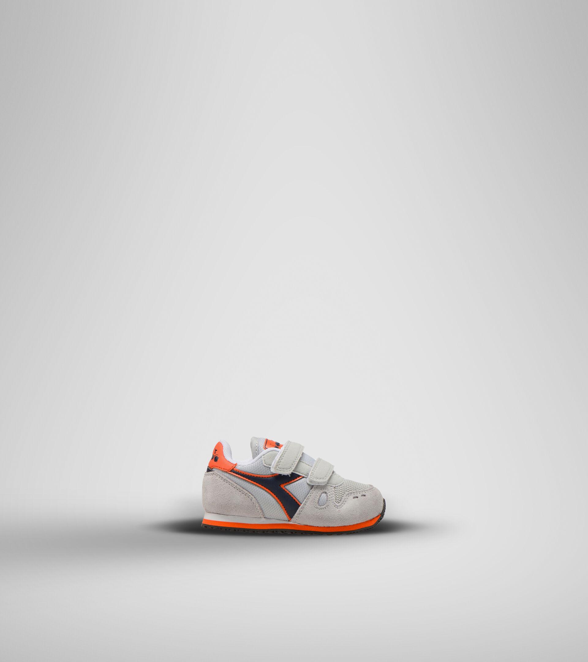 Sports shoes - Toddlers 1-4 years SIMPLE RUN TD DAWN BLUE - Diadora