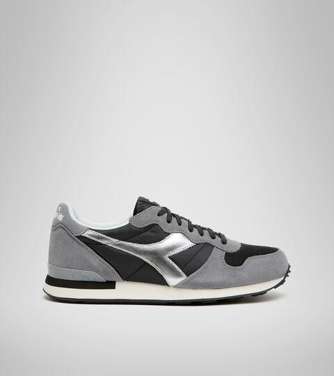 Footwear Sportswear UNISEX CAMARO METAL BLACK Diadora