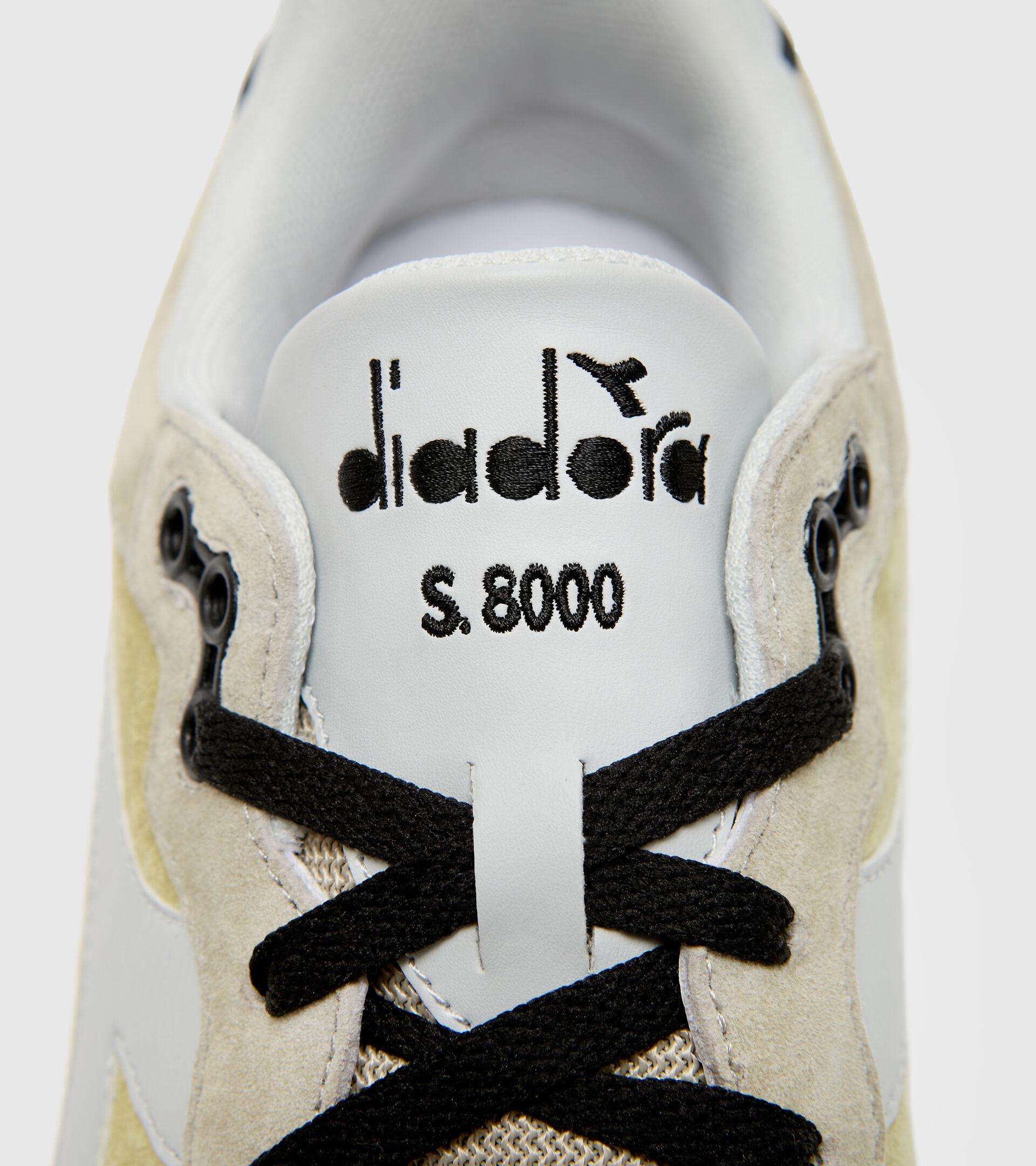 Sportschuh - Herren  S8000 OVERLAND GISCHT GRUEN - Diadora