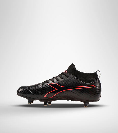 Footwear Sport UOMO BRASIL ELITE R SC BLACK/RED FLUO Diadora