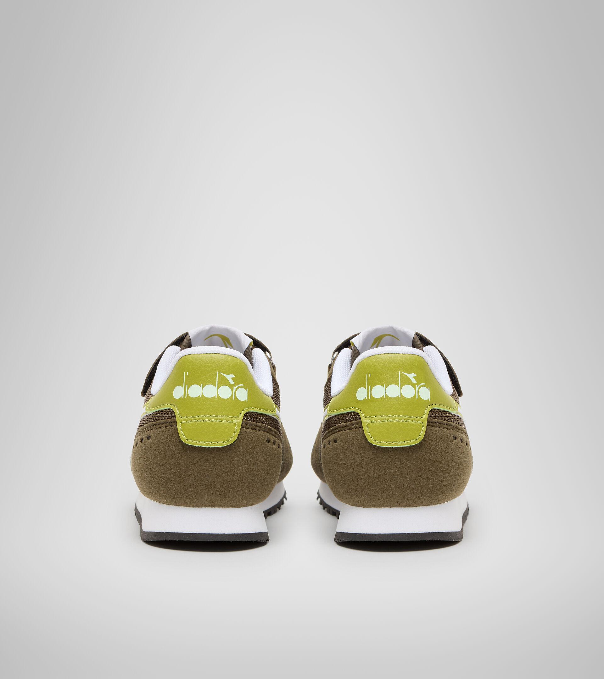 Zapatilla deportiva - Niños 4-8 años SIMPLE RUN PS OLIVA OSCURA - Diadora