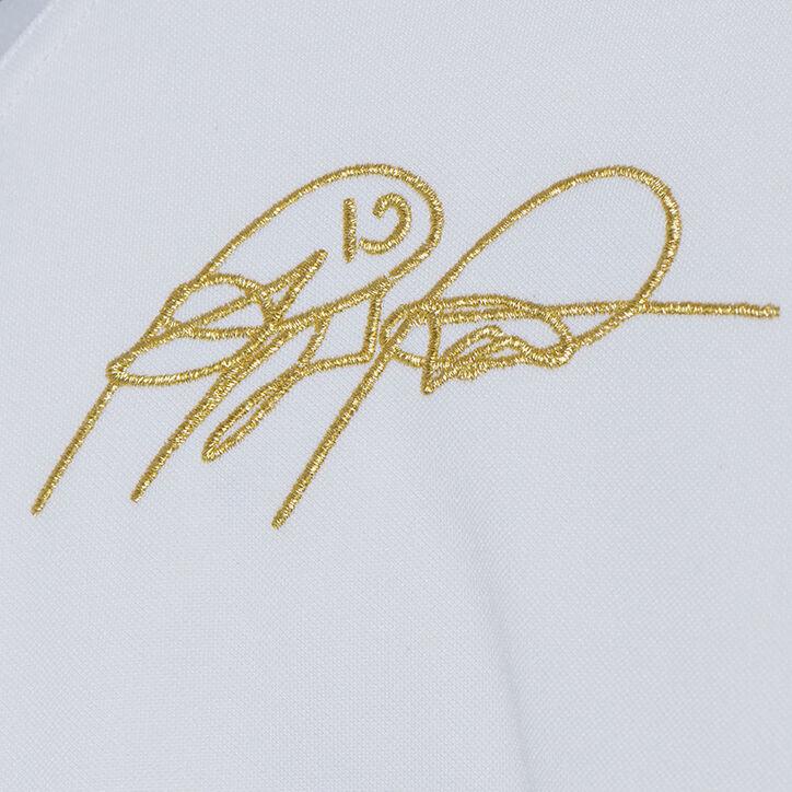 TRACK JACKET RB SIGN, OPTICAL WHITE, large
