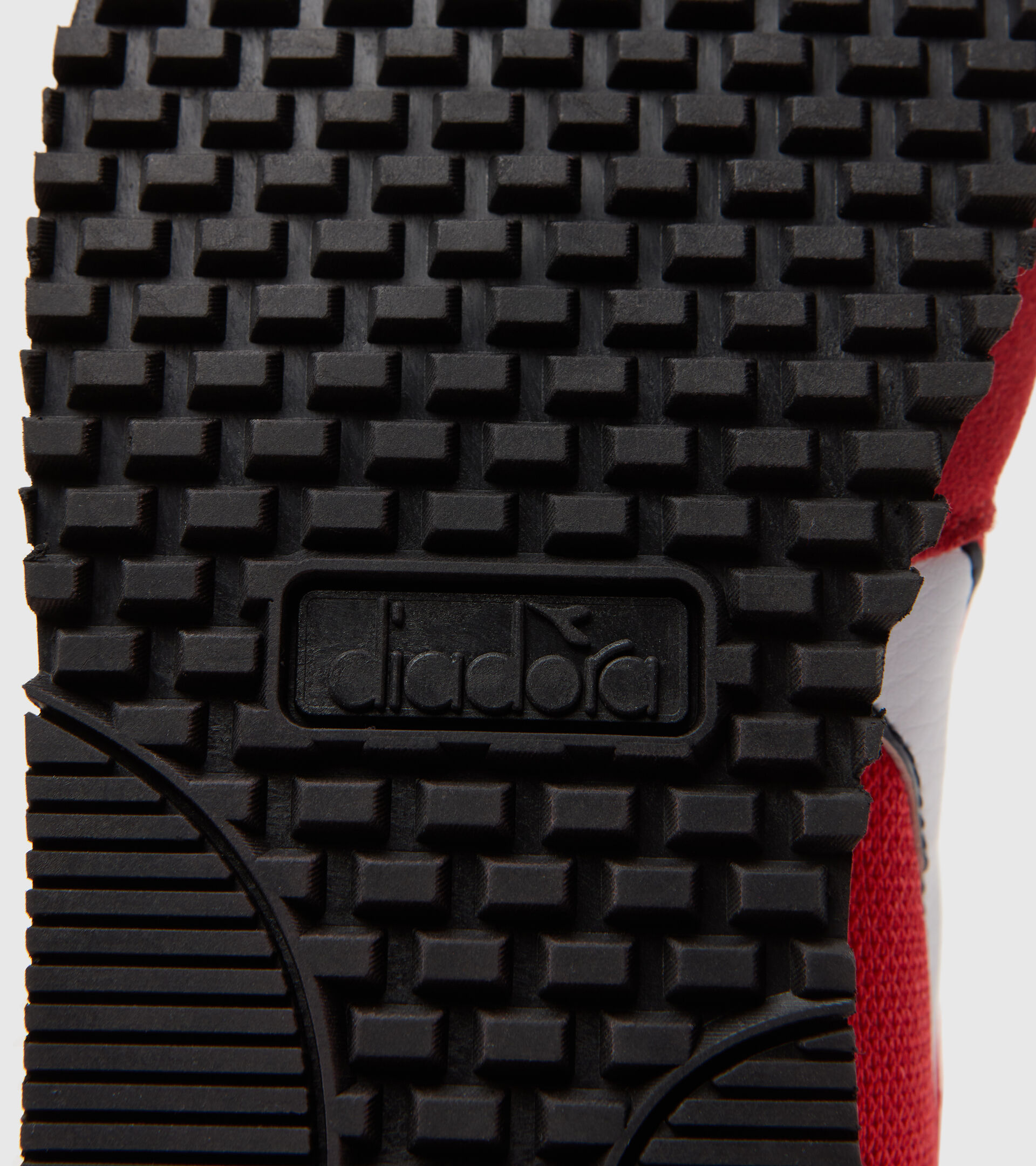 Footwear Sport BAMBINO SIMPLE RUN GS ROJO TOMATE Diadora